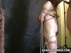 Asian freak couple going through a sexual experimentation ph