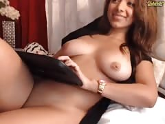 Angelinejones from Chaturbate cums hard