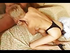 Hot matute takes fat cock