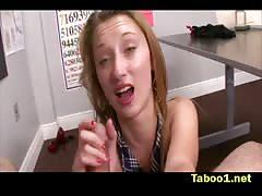 Tara Loves Earning As at School