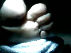 Footjob 1
