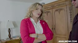 Analmom Cory Chase - A Patriots Work